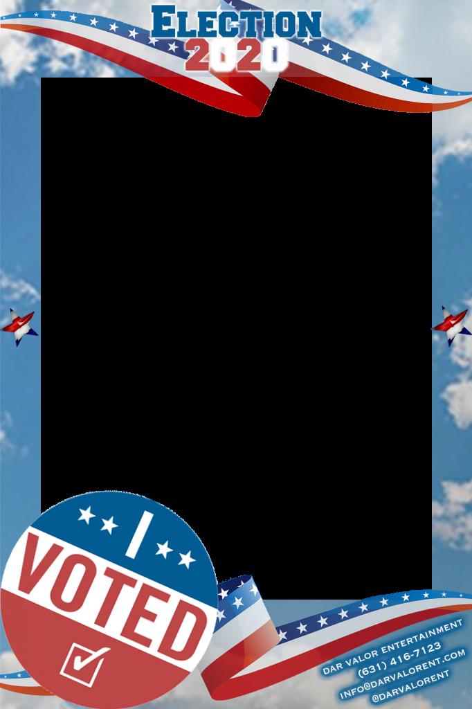 11-1-2020 I Voted